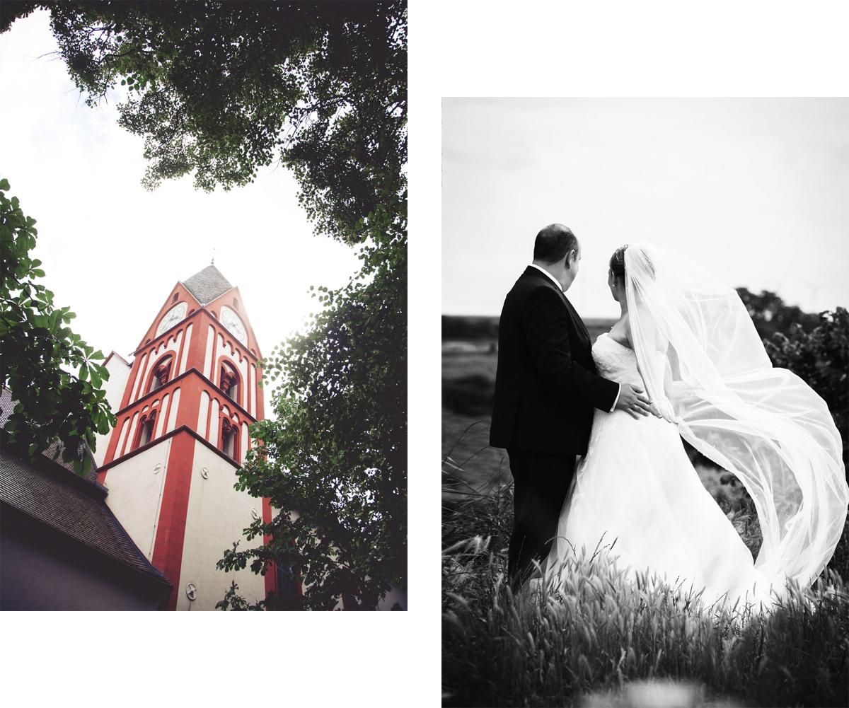 Hochzeit in Osthofen